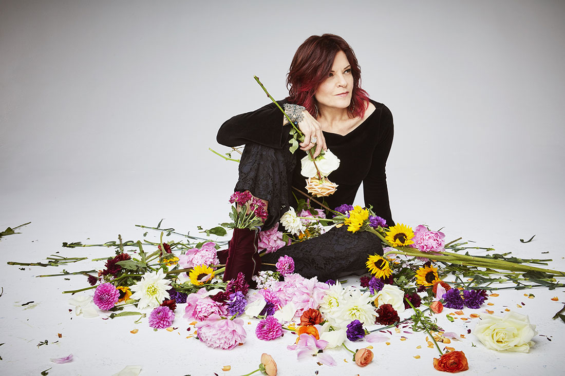 Rosanne Cash with John Leventhal - She Remembers Everything