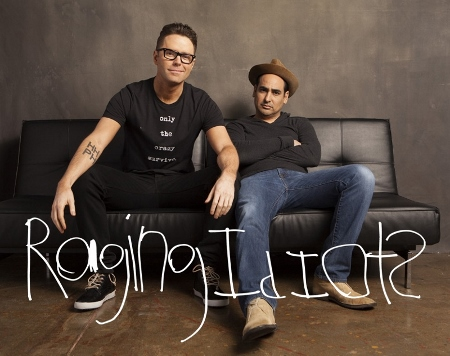 bobby bones,show,the raging idiots,breaking news,lunchbox