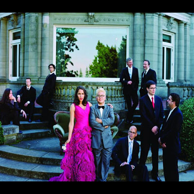 (((folkYEAH!))) Presents Pink Martini Holiday Show featuring China Forbes