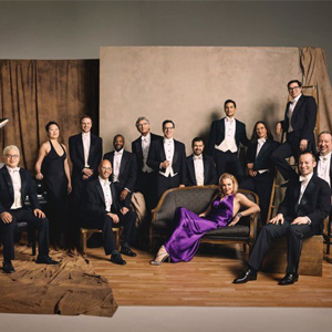 Jesse Goodman & The Henry Miller Library Present Pink Martini In a Benefit For The Henry Miller Library
